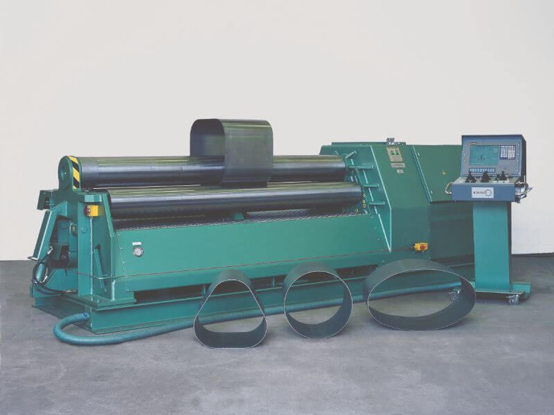 "Ltd. ""METALMEISTARS""- CNC Roll bending"